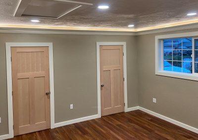Moreland Garage Conversion & Office Remodel