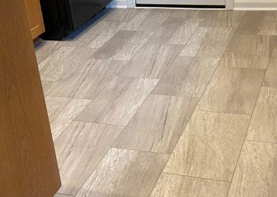 Luxury Tile Vinyl Flooring