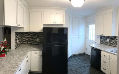 Kitchen Remodel- Root Residence