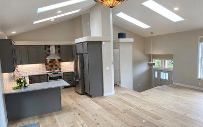 Home Remodel- Walker Shaw Residence