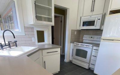 Schmor Residence Kitchen Remodel