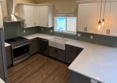 Turnbull Residence Remodel- Kitchen, Bath, & Fireplace Renovation